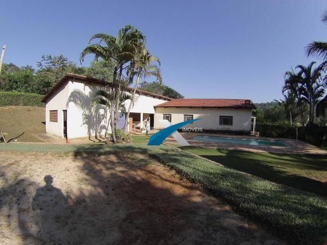 Sítio à venda com casa 3 quartos 75000 m² por r$ 1.800.000 - santo afonso - betim/mg - Foto 2