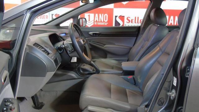 HONDA CIVIC 2011/2011 1.8 LXL 16V FLEX 4P AUTOMÁTICO - Foto 6