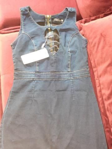 Vendo esse vestido dinz de marca novíssima nunca usada - Foto 4