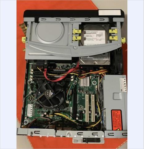 Cpu i5-650 positivo slim - 1TB hd - 08gb ram - 3.20ghz - Foto 5