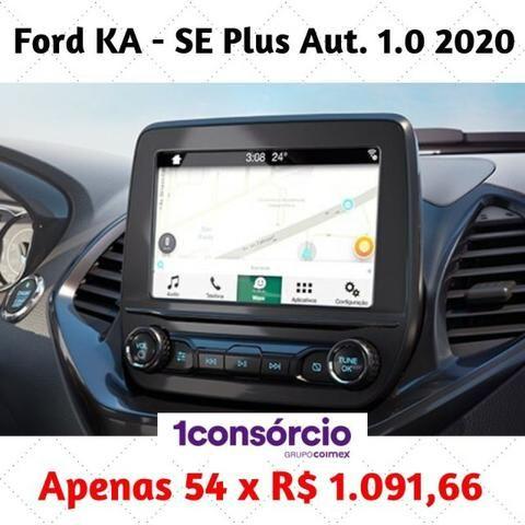 Ford KA Se/Se Aut. 1.0 2020 - Foto 6