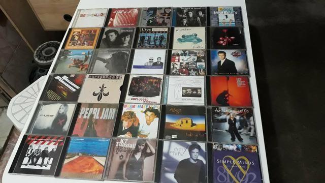 CDs Originais títulos variados