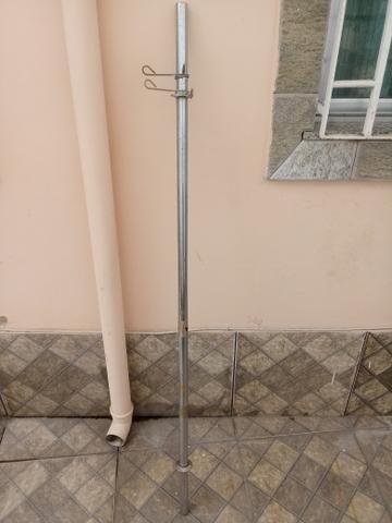 Barra maciça 1,50m R$80,00