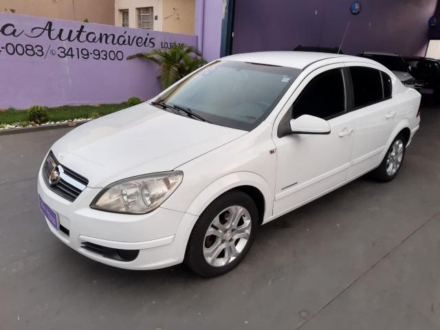 CHEVROLET VECTRA 2008/2008 2.0 MPFI EXPRESSION 8V FLEX 4P MANUAL - Foto 6