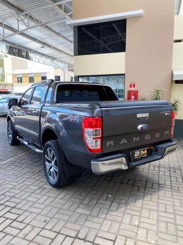 Ford Ranger Limited 3.2 Diesel 4x4 2018/2019 - Foto 2