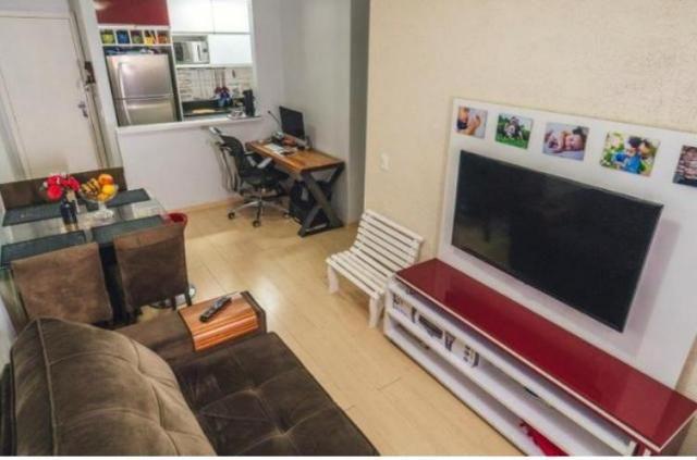 Apartamento à venda com 2 dormitórios em Santa quitéria, Curitiba cod:9479-moro - Foto 2