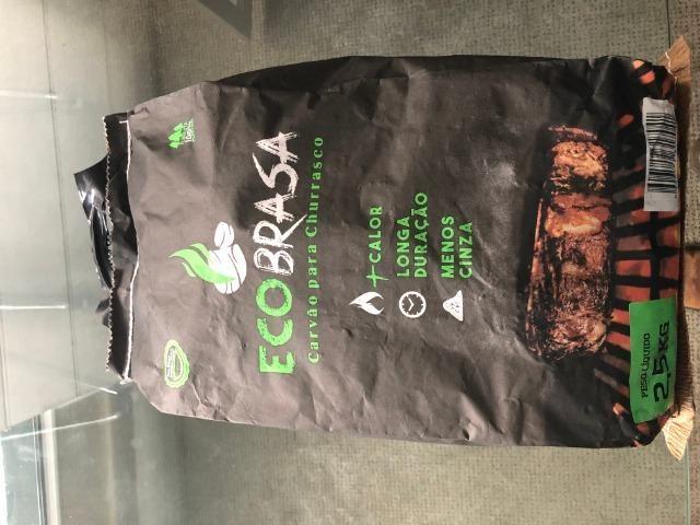 Carvão Vegetal para churrasco no atacado