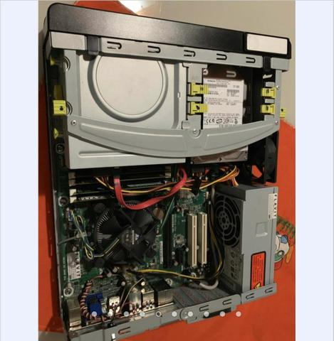 Cpu i5-650 positivo slim - 1TB hd - 08gb ram - 3.20ghz - Foto 4