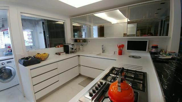 Apartamento bem mobiliado de 3 dormitórios no Centro de Florianópolis - SC - Foto 19