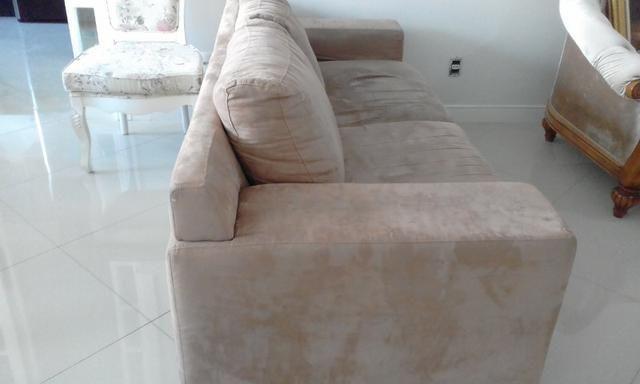 Sofá grande semi novo - Foto 5