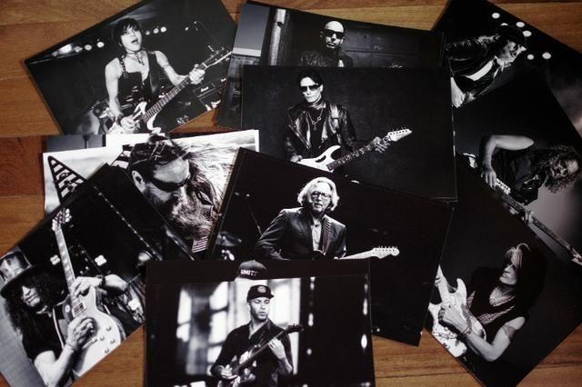 Fotos de Guitarristas