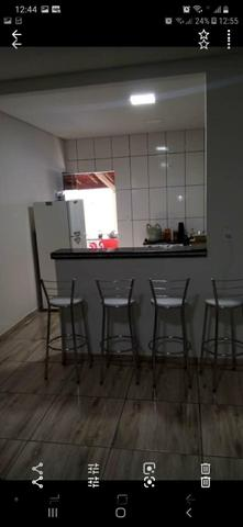 Vendo ou troco esta casa em varzea da palma na rua g ñ 125 bairro paulo sexto iptu pago - Foto 3