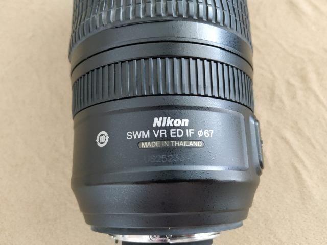 Lente Nikon AF-S VR Zoom Nikkor 70-300mm F/4,5-5,6G IF-ED - Foto 3