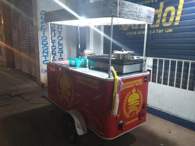 Food truck retrô ;