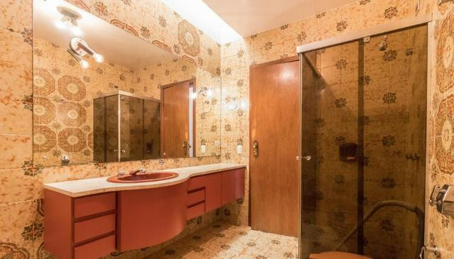 Casa residencial 3 andares 4 quartos 2 suites 5 vagas vista alegre - Foto 18