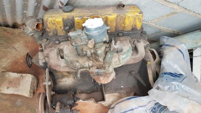 Vendo Opala 85 para restaurar ou tirar peças - Foto 3