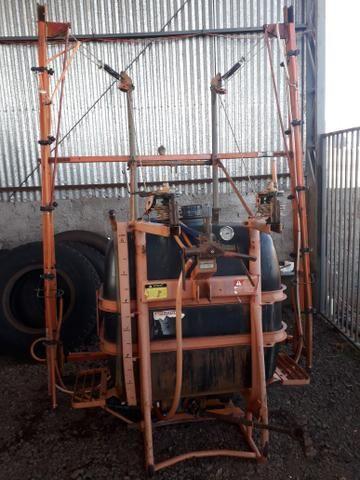 Bomba 600 litros para trator - Foto 3
