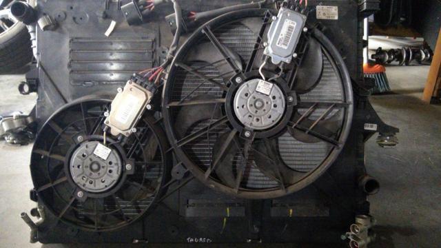 Kit radiador VW Touareg 2013 - Foto 2