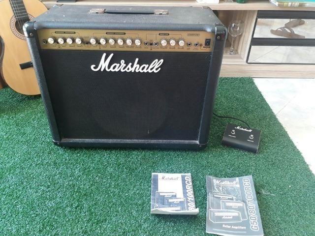 Amplificador Marshall G80R CD
