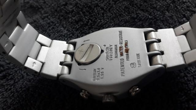Relógio Swatch Irony Aluminium - Foto 2