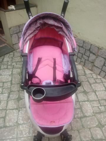 Carrinho de bebe dardara - Foto 3