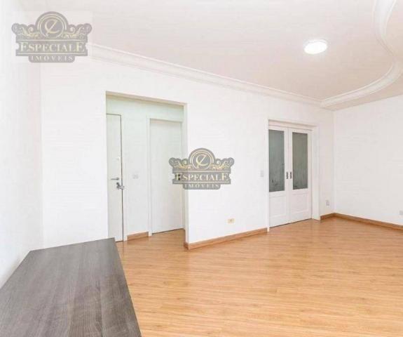 Apartamento para alugar, 176 m² por r$ 3.600,00/mês - bigorrilho - curitiba/pr - Foto 6