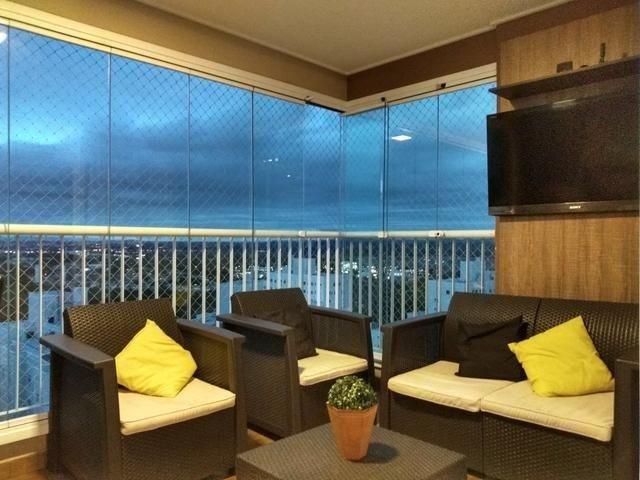 Lindo apartamento no Splendor Garden 100 m aceita permuta de terreno em condomínio! - Foto 2