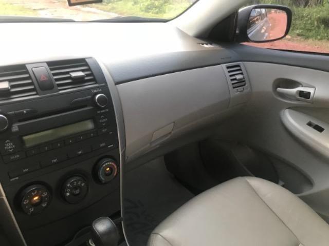 Corolla xli 1.8 flex 2010 - Foto 8