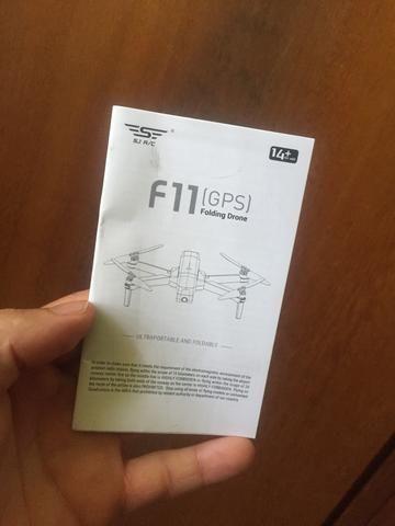 Drone sjrc F11 1080p Full HD - Foto 4