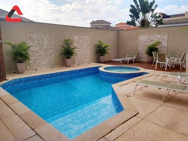 Casa Mobiliada p/ locação, Cond Lgo Boa Vista! maravilhosa e c/ piscina - CA1420 - Foto 16