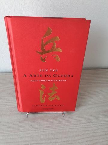 Livro A Arte da Guerra - Capa Dura - Edição Ilustrada - Foto 3