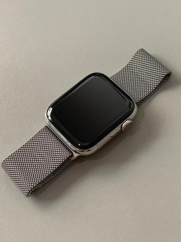 Apple Watch Serie 4 gps+celular 44mm - Foto 2