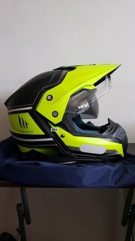 Capacete MT Helmets Tam 58 - Foto 3