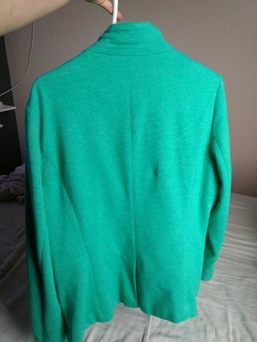 Blaser feminino verde - Foto 4