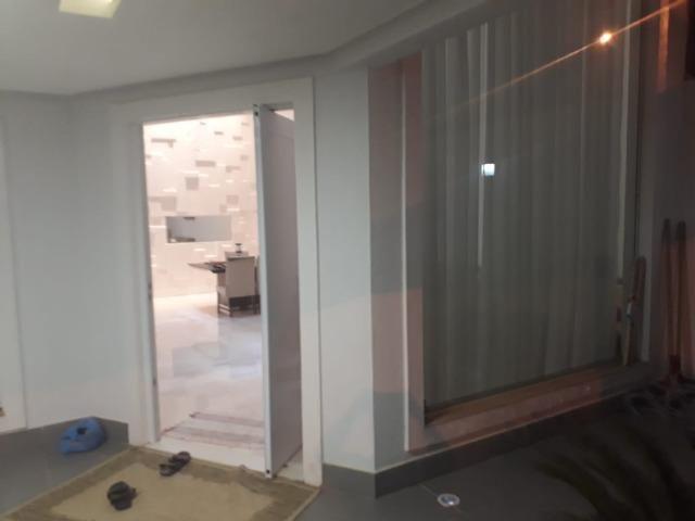 Casa na rua 04 Vicente Pires com 03 quartos todos com suites - Foto 6