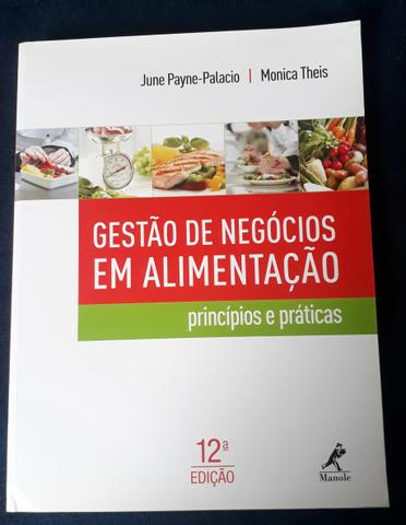 Gestão de Negócios Em Alimentação - Princípios e Práticos - Foto 2