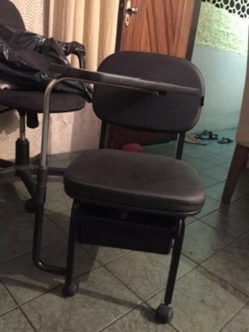 Cadeira de manicure com gavetinha - Foto 3