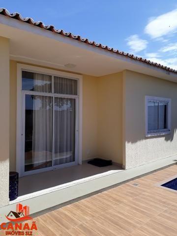 Oferta Lindas Casas no Araçagy | 1 Suíte + 2 Quartos | Itbi e Cartório Grátis - Foto 7