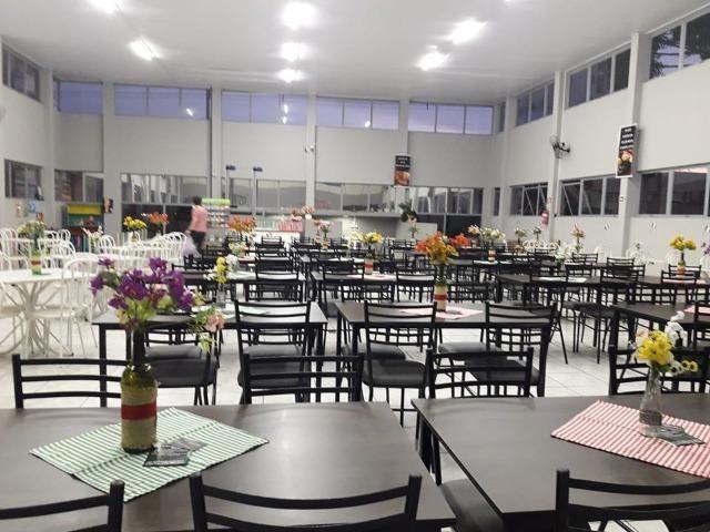 Restaurante completo com clientela formada em funcionamento - Foto 6