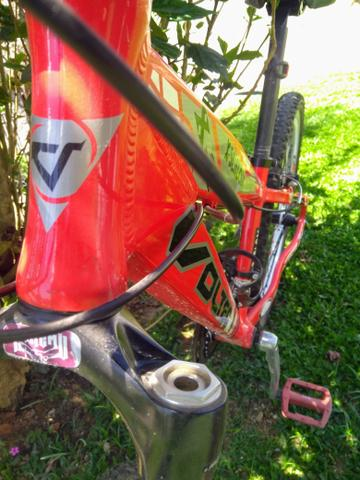 Bicicleta MTB aro 26 - Foto 6