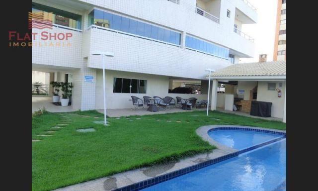 Apartamento com 3 dormitórios à venda, fortaleza/ce - Foto 8