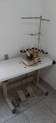 Máquina de costura interlock industrial - Foto 2