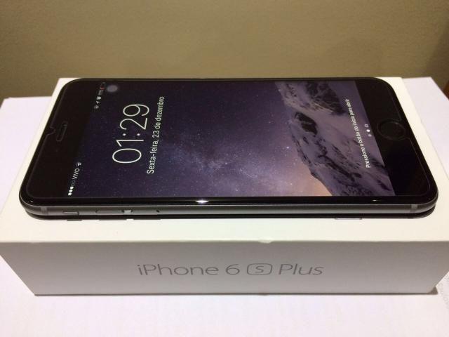 VENDO iPhone 6S Plus - (novo!) - Foto 2
