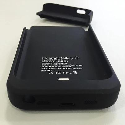 Capa Carregador para Iphone - Foto 2