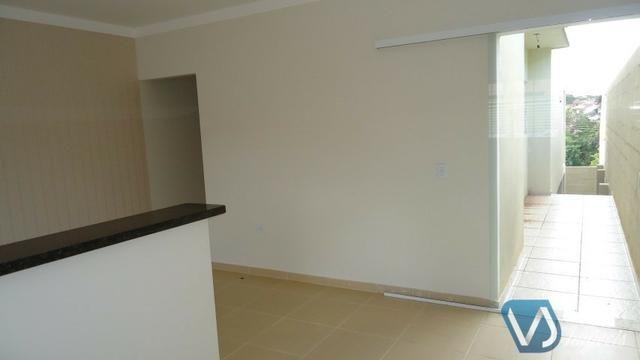 Casa assobradada no Jd. Monte Sinai para locação, 3 quartos, 140 m² - Londrina/PR - Foto 6