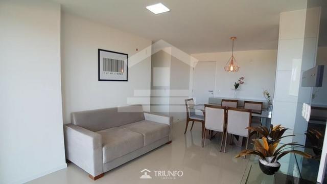 (HN) TR 15197 - Soho no Edson Queiroz com 92m² - 3 quartos - 2 vagas - Lazer completo - Foto 2