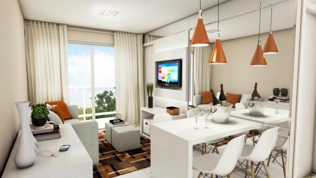 Vendo apartamento no bairro Passaré com 2 suítes e lazer completo por 167.000 - Foto 2