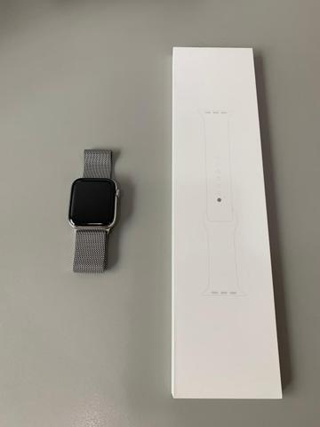 Apple Watch Serie 4 gps+celular 44mm - Foto 4