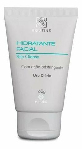 Gel de Limpeza Facial Routine + Hidratante Facial + Gel Esfoliante