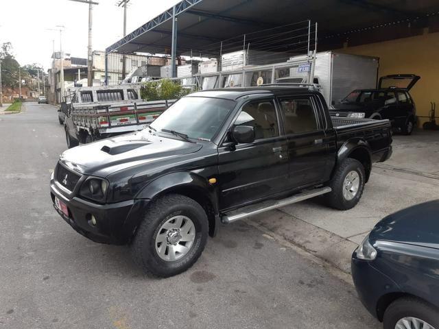 L.200 Sport Ano.2005 diesel Câmbio manual Completa 4x4